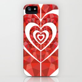Colors of Love iPhone Case