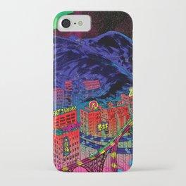 Mid-Night iPhone Case