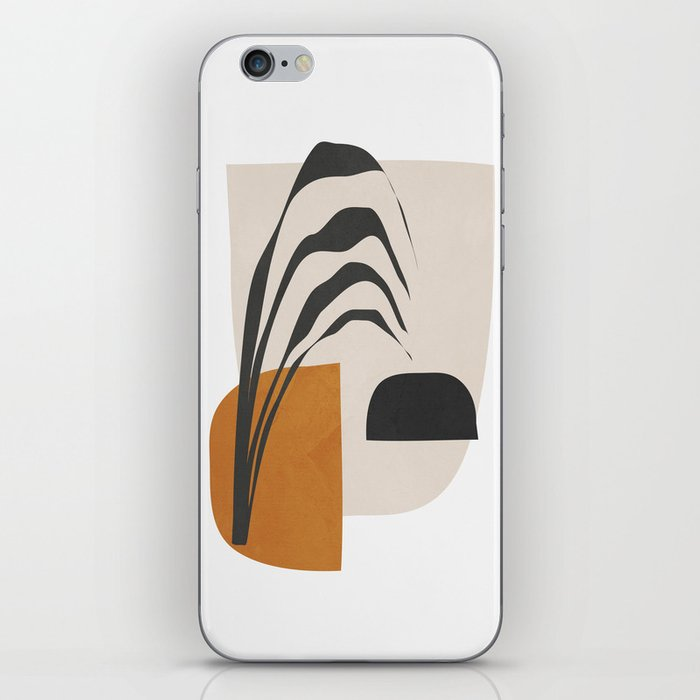 Abstract Shapes 3 iPhone Skin