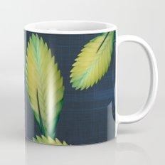 Tillandsia in dark blue Coffee Mug