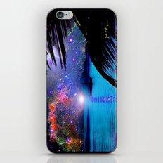 Galaxy Cove iPhone & iPod Skin