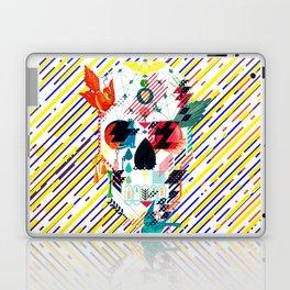 Abstract Skull Laptop & iPad Skin