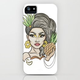 Manila iPhone Case