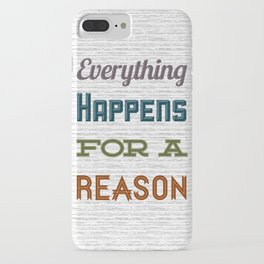 Faith in Color iPhone Case