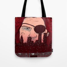 Escape from NY Tote Bag