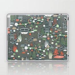 Japanese garden Laptop & iPad Skin