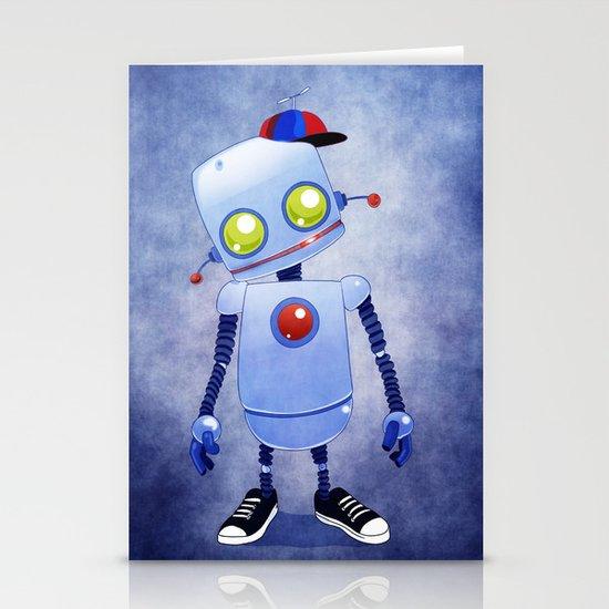 Bobby 5.0 Stationery Cards
