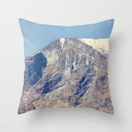 Sognefjord VI Throw Pillow