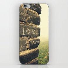 Great Wall  iPhone & iPod Skin