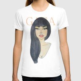 'Inez Doppelgänger' T-shirt