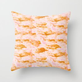Grace Sandstone Pattern Throw Pillow