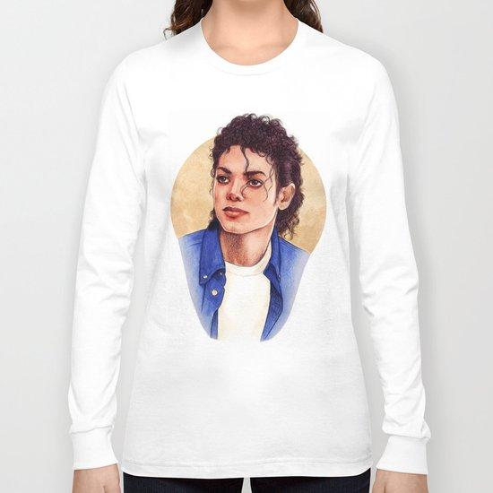 The Way You Make Me Feel Long Sleeve T-shirt