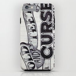 New Slang iPhone Case