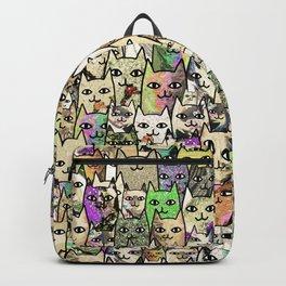 Sunshine Cats Backpack