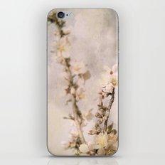 Almendro en flor iPhone & iPod Skin