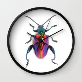 Lovely Lady Frog-legs Wall Clock