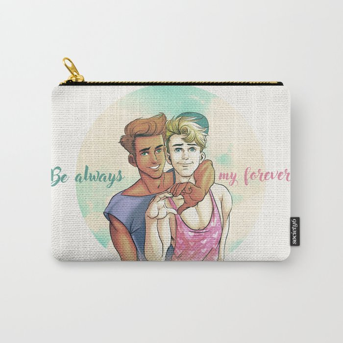 Be Always My Forever Carry-All Pouch