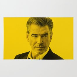 Pierce Brosnan - Celebrity Rug