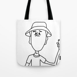 Mark Mentos Tote Bag