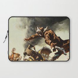 Frank McCarthy painting for Once Upon a Time in the West Laptop Sleeve