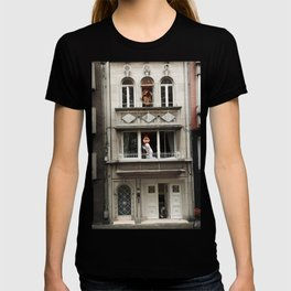 Three Rooms T-shirt