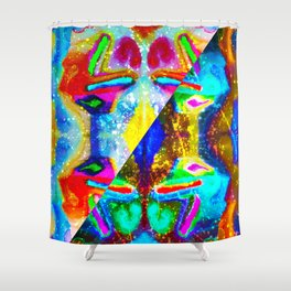 Fore Hundred Shower Curtain