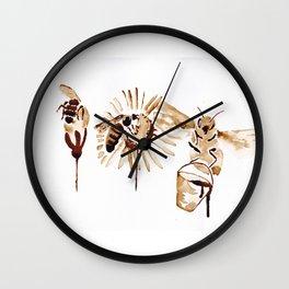 3Bs Wall Clock
