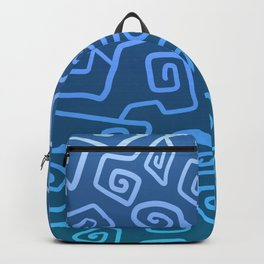 Tribal Roots 03 Backpack