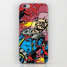 Laserblast iPhone & iPod Skin