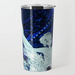 Cygnus / Leda and Swany Travel Mug