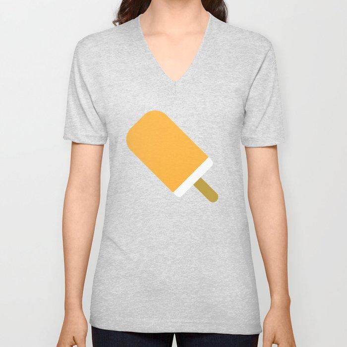 Creamsicle  Unisex V-Neck
