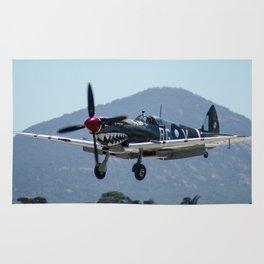Avalon Airshow - Supermarine Spitfire HF.VIII A58-758 / MV239 Rug