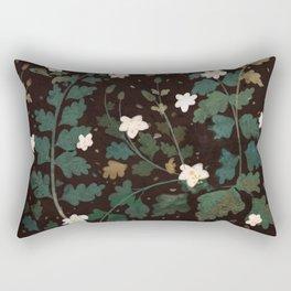 Velo de Flor II Rectangular Pillow