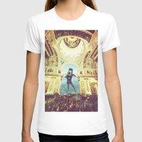 scuba T-shirts featuring scuba by Caroline A