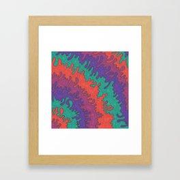 Instillation 3 Framed Art Print