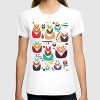 garden T-shirts featuring Proud Garden by Picomodi