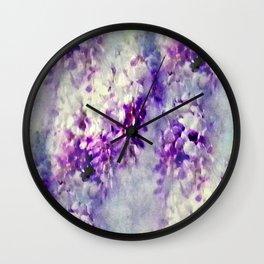 We'll Gather Lilacs. Wall Clock