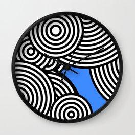 Random Art Two Wall Clock