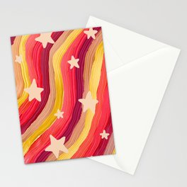 Butter Cream Pastel Stationery Cards