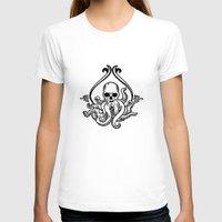 cthulhu T-shirts featuring Cthulhu by MyOwlHasAntlers