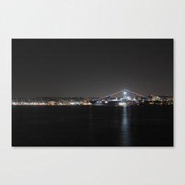 San Diego. Canvas Print