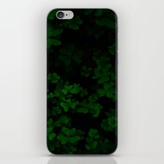 for good luck iPhone & iPod Skin