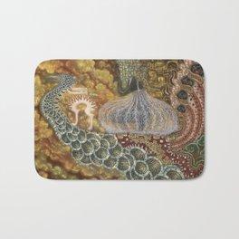 Magical Fantasy abstract Bath Mat
