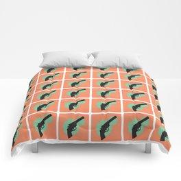 Bang Bang (Peach) Comforters