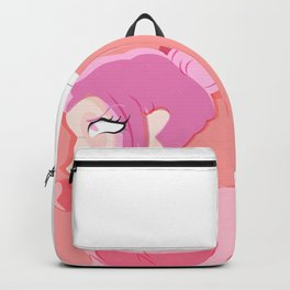 Bubble Gum girl Backpack