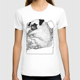 I'm Tired, You're a Lonely Pug T-shirt