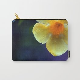 A drop of yellow Carry-All Pouch