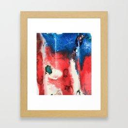 Valor Framed Art Print