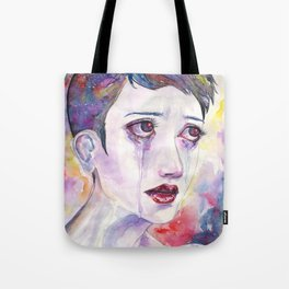 Visceral pain Tote Bag