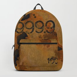 Numeric Values: Gold Standard Backpack